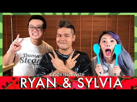 Cooking with Ryan & Sylvia (CNY Noodles)