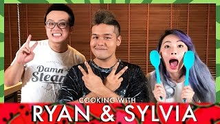 Download Cooking with Ryan & Sylvia (CNY Noodles)