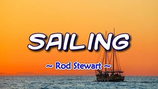 Download Lagu Sailing - KARAOKE VERSION - Rod Stewart mp3