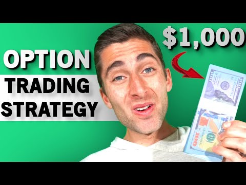 How to Make $1,000 Day Trading Options!