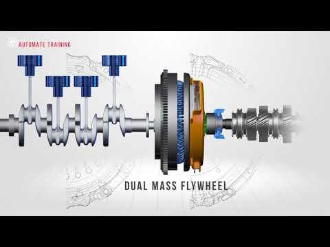 dual-mass-flywheel---design-&-operation
