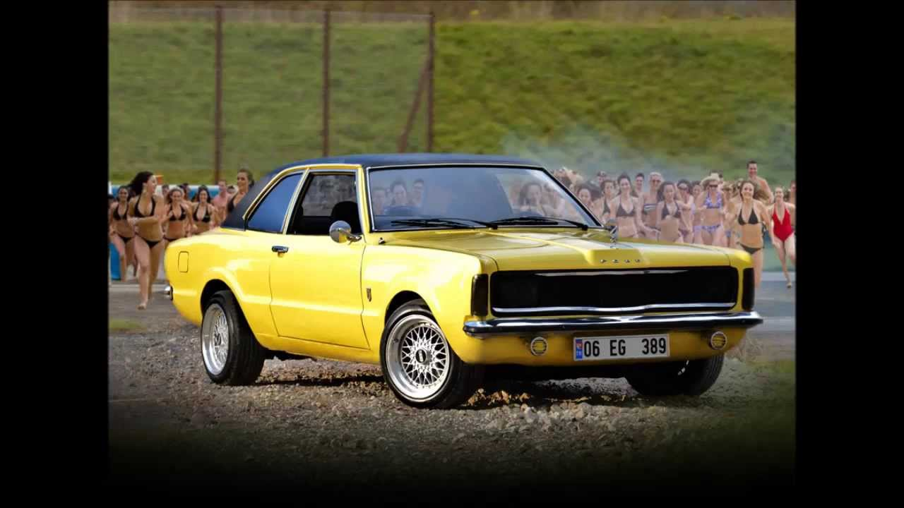 ford taunus 2,0 coupe - YouTube