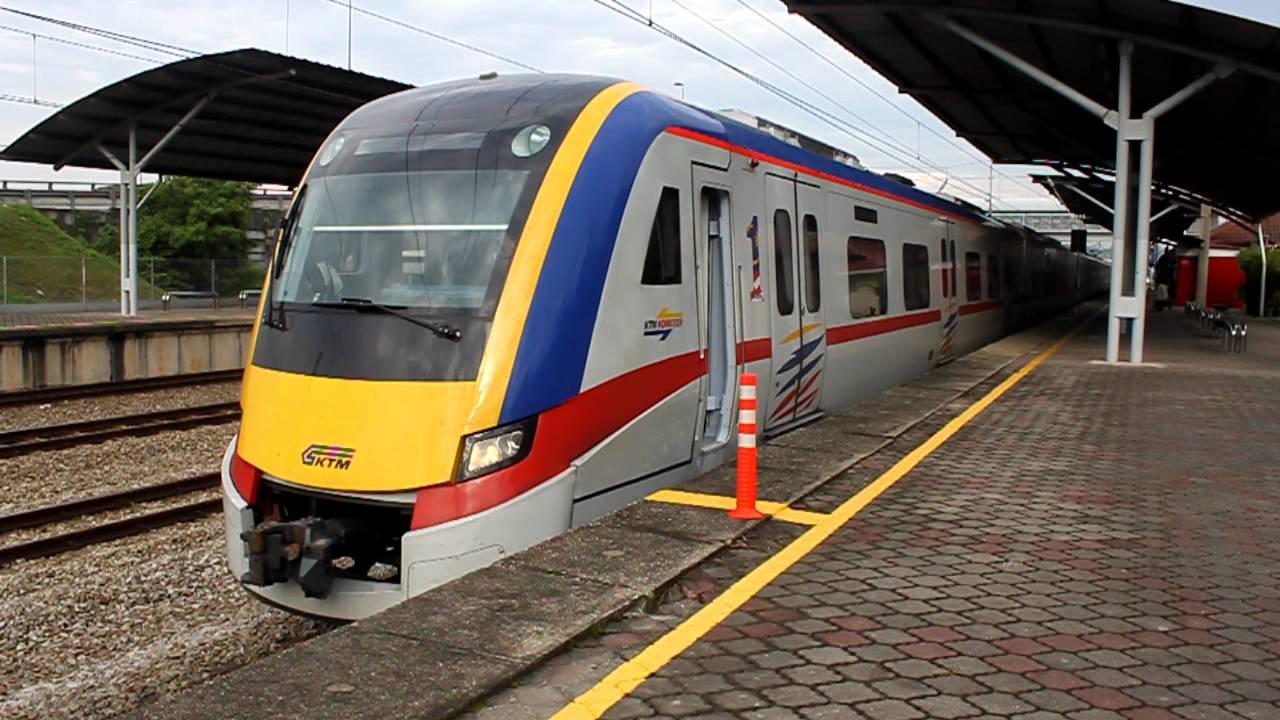 Ktm Train Station