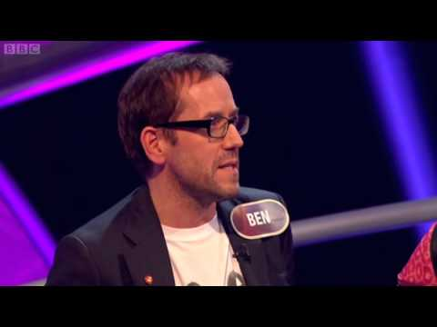 Ben Miller on Pointless Celebrities
