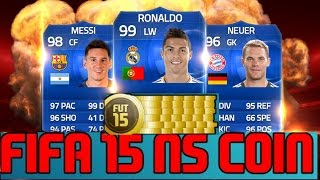 FIFA 15 IOS\ANDROID NS LIVE SNIPING #1