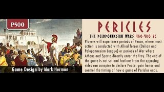 pericles tutorial