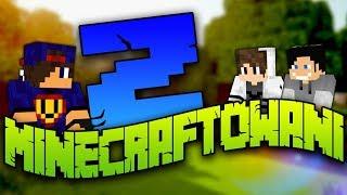 Zminecraftowani #1: Wyzwanie Cobbla i Drewna w/ GamerSpace Tomek90    Minecraft