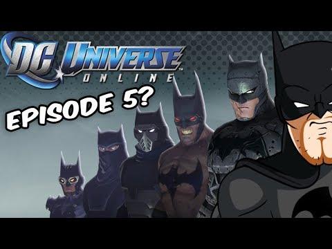 [LIVE] DC Universe Online Episode 5 Clayface, Solomon Grundy & Amusement Mile
