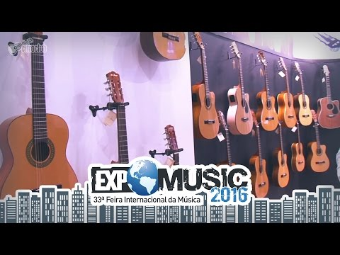 Violões Di Giorgio   Expomusic 2016