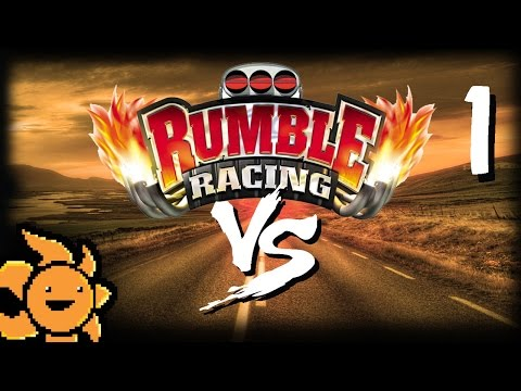 [Full Download] Rumble Racing El Carro Mas Rapido De Todos Ps2 Atajos Con Reto
