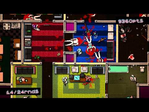 """Table Plays - """"Hotline Miami"""" Part.1 I Should Ask for a Raise"""