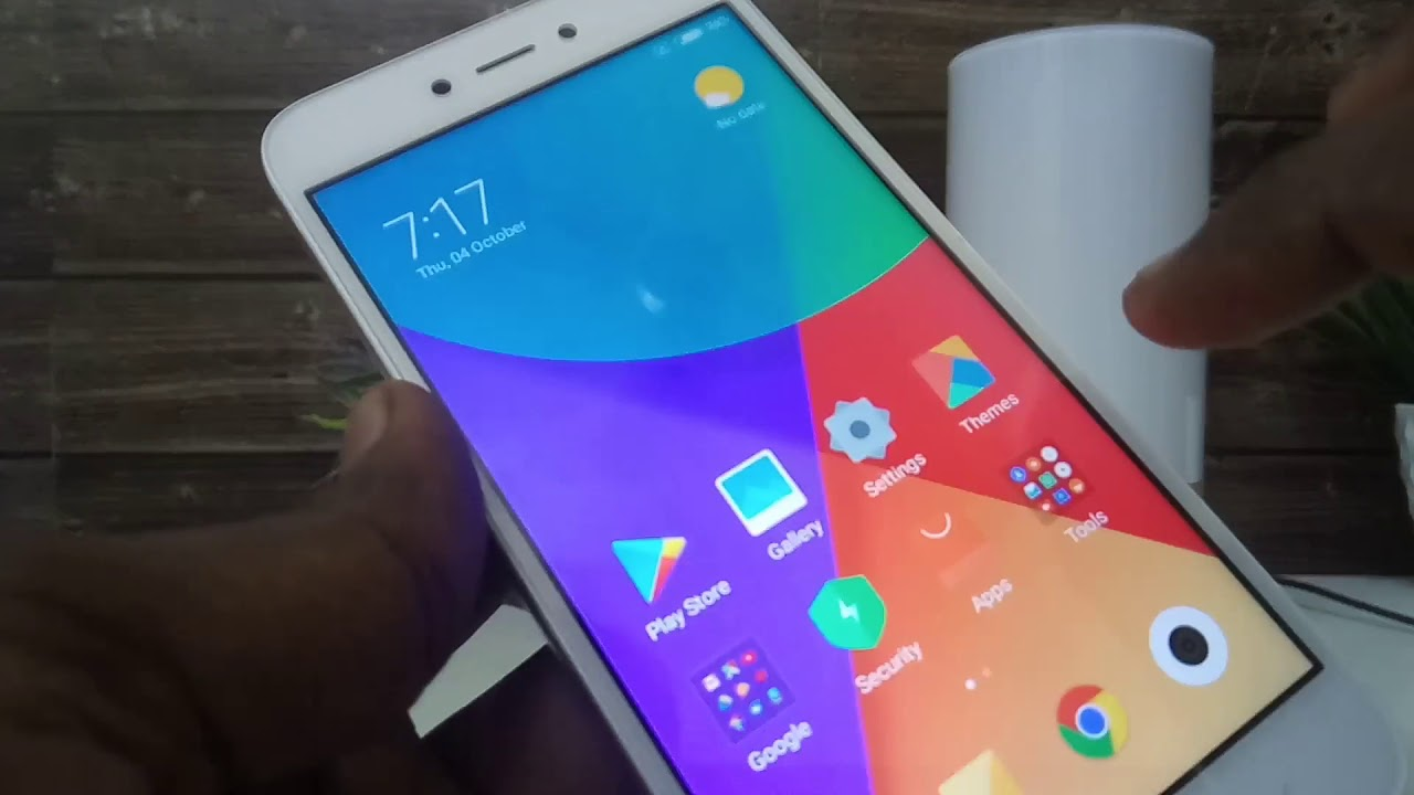 How to set ringtone in Redmi 5A