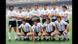 Скачать 1986 Argentina 3 2 Germany The Second Argentine World Champion GOALS