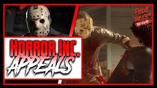 Horror Inc. Appeals   The Lawsuit Continues   Friday the 13th: the Game