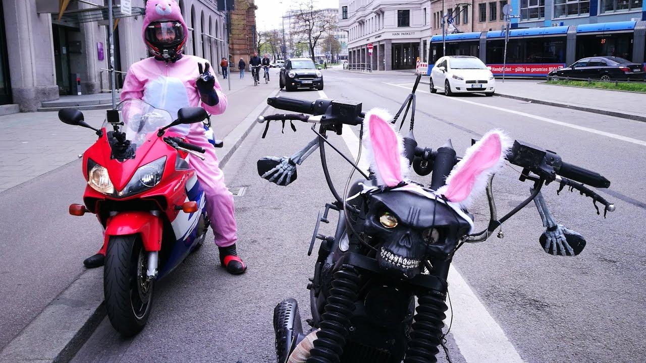 Motorrad fahren - Lustig & Gefährlich Vol.18 (beste Hasi