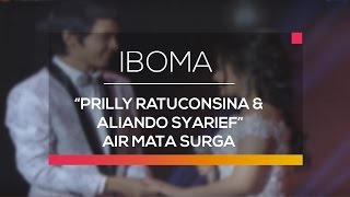 Video Prilly Latuconsina dan Aliando Syarief - Air Mata Surga (IBOMA) download MP3, 3GP, MP4, WEBM, AVI, FLV Agustus 2018