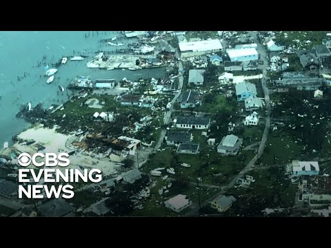 'There was nothing left': Hurricane survivors describe chaos of Dorian