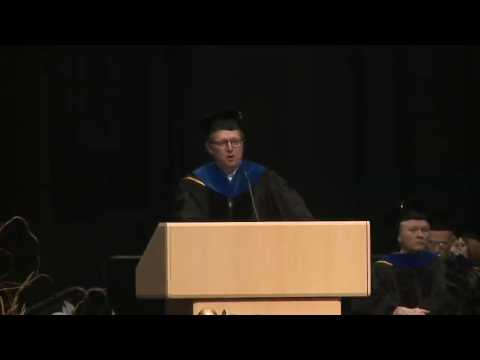 Pat Bajari Commencement Address
