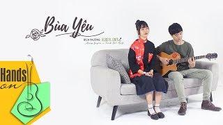 Bùa yêu » Bích Phương ✎ acoustic Cover by Hoàng Duyên ft Trịnh Gia Hưng