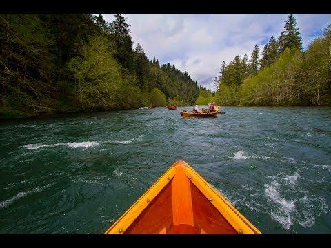 Grant's Getaways:  McKenzie River Drift Boating