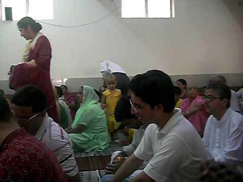 Bhagwan Gopinath ji's Birthday Bhajan ( 2009)