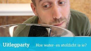 Waarom water toch gevaarlijk kan zijn voor je waterdichte smartphone