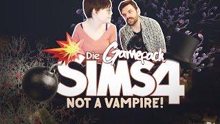 Cringy Geschichten mit Isa & Franz... ★ Die Sims 4 VAMPIRES | #72