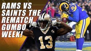 Rams vs. Saints: NFC Championship Game