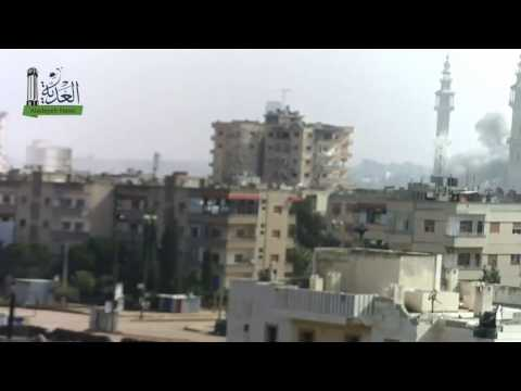غارات جديدة لطائرات الأسد على الوعر