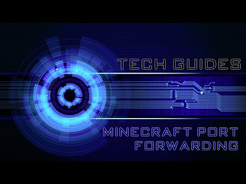 [Guide] Forwarding Ports on a 2WIRE Router for Minecraft