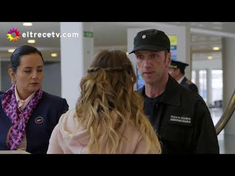 Simona fue al aeropuerto para evitar que Romeo suba al avión ¿Lo logrará?