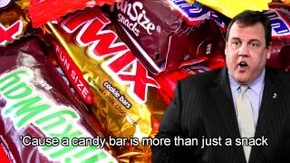 Chris Christie Fights His stomach Stapling Surgery With Chocolate