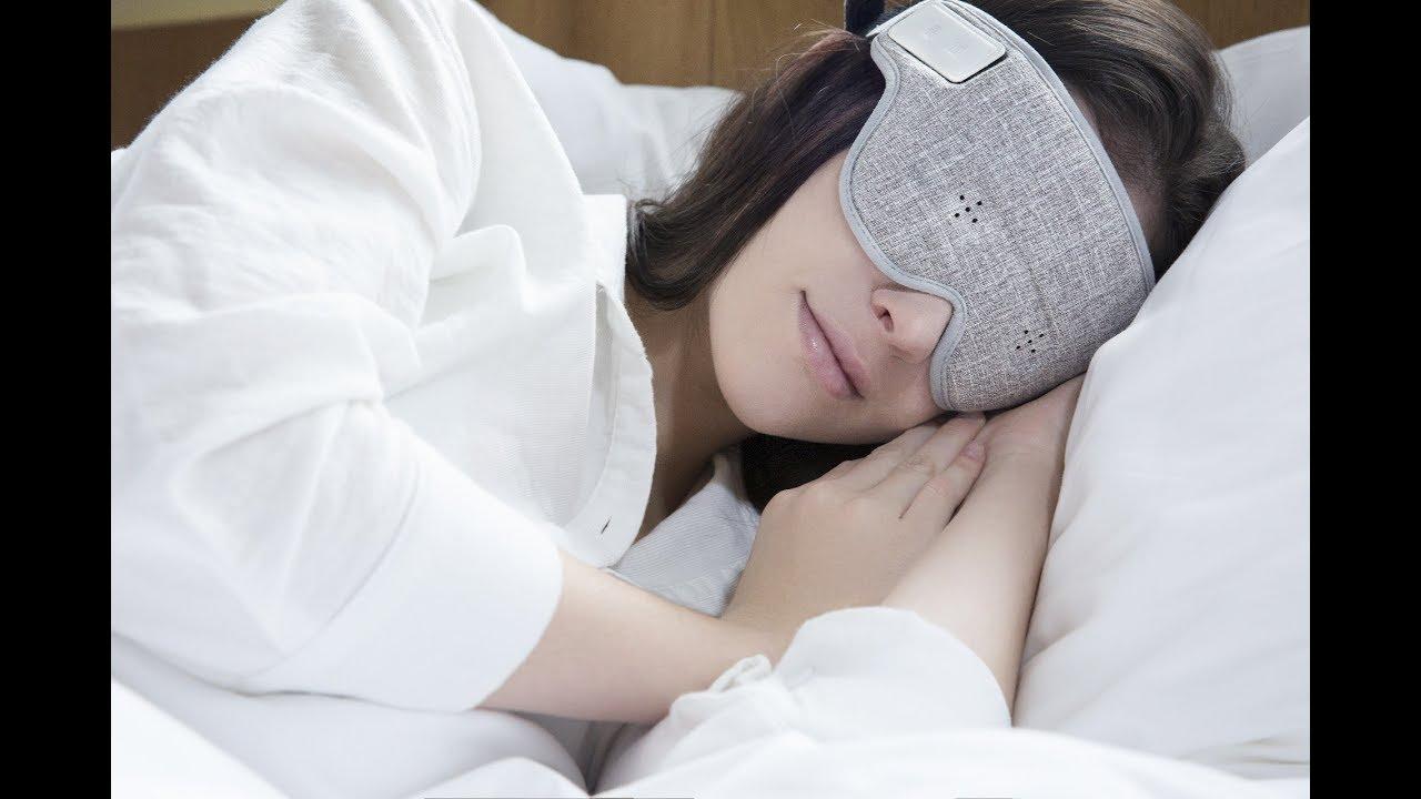 LUUNA: Smart Real-Time Music Creating Sleep Mask | Indiegogo