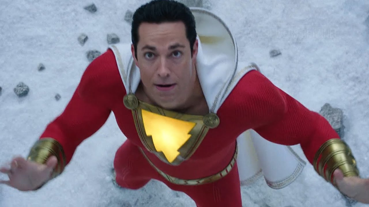 Download Captain Marvel (Billy Batson)- All Powers from Shazam!