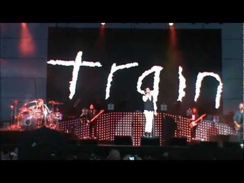 Train - Parachute - Live In Hershey, PA - 2011