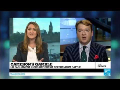 Does no more EU migrants include Brits abroad? #F24Debate