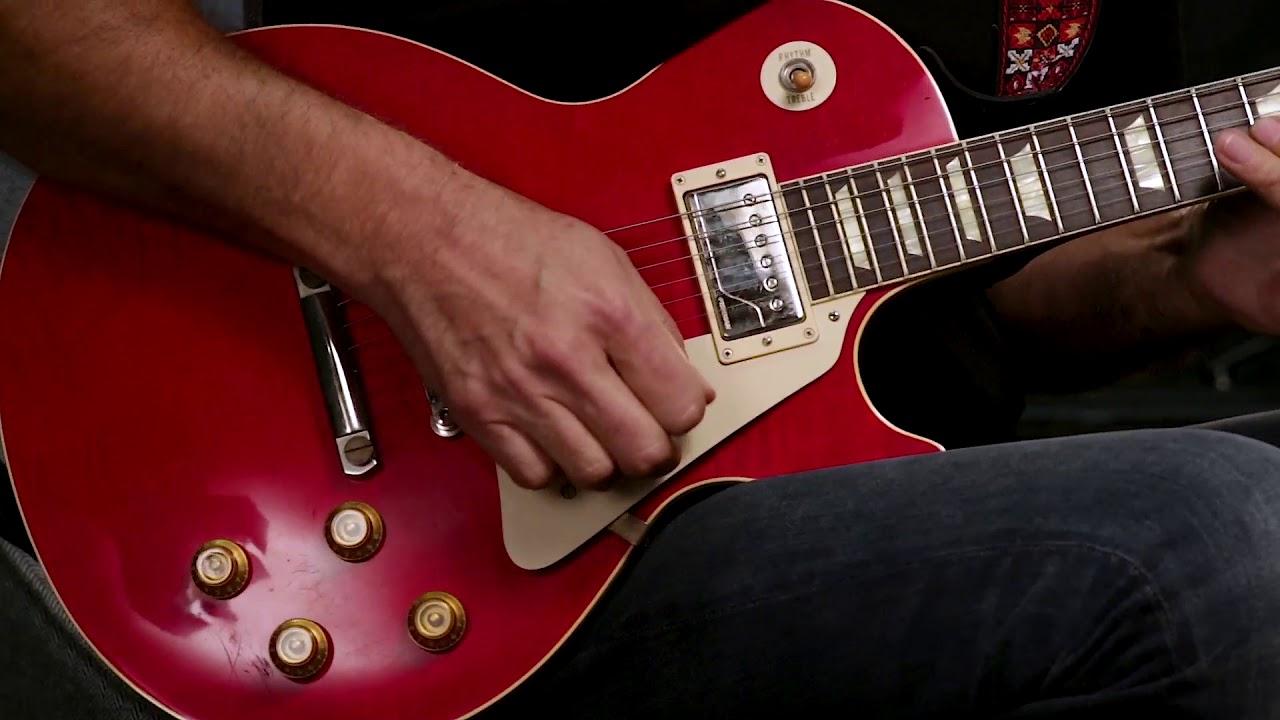 Fishman Fluence Classic Humbucker Guitar Pickups with Greg Koch