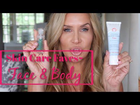 Face & Body Skincare Faves thumbnail