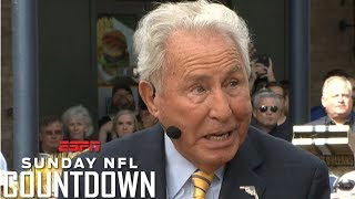 Lee Corso 'Head Gear Pick': Rams vs. Saints and more | NFL Countdown