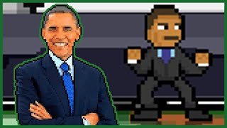 OBAMA ELECTED FOR SMASH - Rivals of Aether Mod