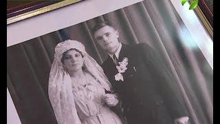 60 лет вместе. Супружеская пара в Лабытнанги отметила бриллиантовую свадьбу