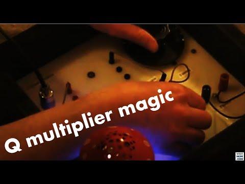 Q-multiplier improves crystal set reception - Part 2 MF band scan & HF SSB reception