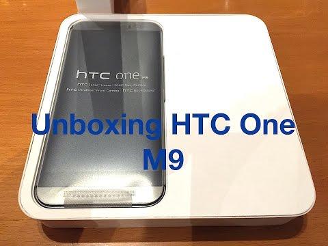 Unboxing y Preview: HTC One M9 En Español Y En México