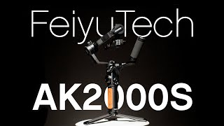 Review: FeiyuTech AK2000S DSLR/Mirrorless Gimbal