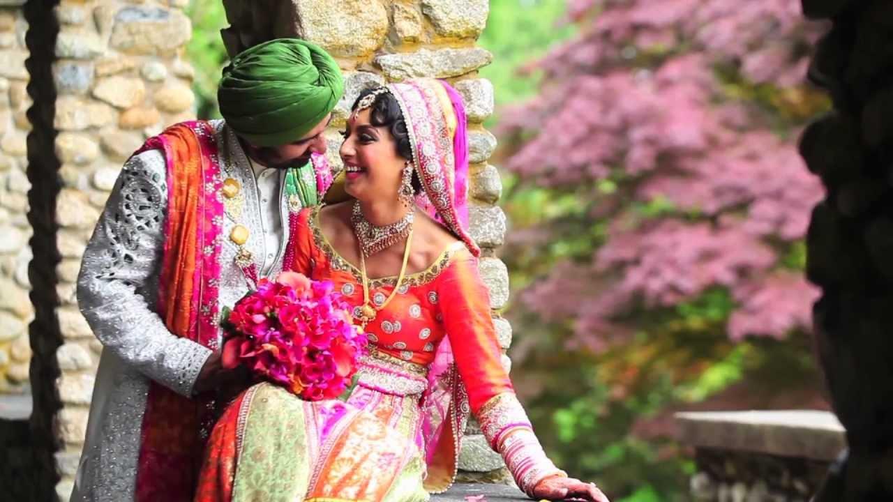 Cute Wallpapers Of Punjabi Couples Punjabi Wedding Cinematic Film Story Studio12movies