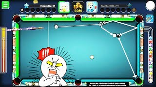8 Ball Pool My Failures My Bad lucks! Close Af  -Trick shots -