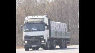 ETS 2 карта Сибири тестирование нового МАЗА
