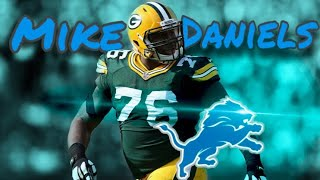 """Mike Daniels Career Highlights -Welcome to Detroit- """"Suge"""""""