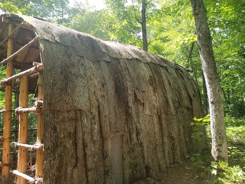 rain-proofing-a-longhouse-the-ultimate-survival-shelter-tranquil-nature-and-off-grid-cabin