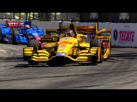 Driver DNA Series — Ryan Hunter-Reay Preview